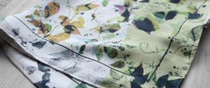 花押しスカーフ