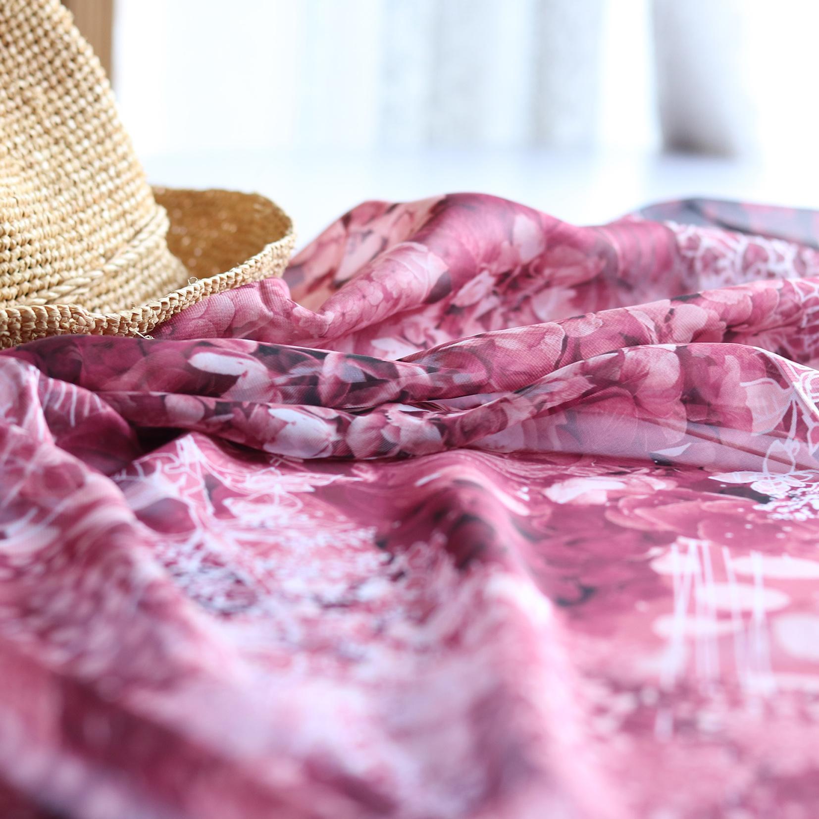 シフォンスカーフ