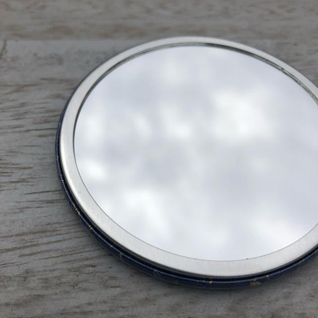ハンドミラー,手鏡,ミモザの星降る夜に